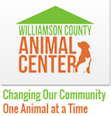 Williamson County Animal Center, Changing Our Community One Animal at a Time